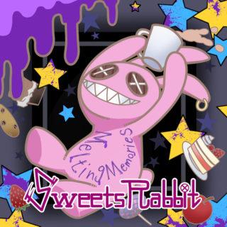 Sweets Rabbit ファーストEP「Melting Memories」絶賛配信中!